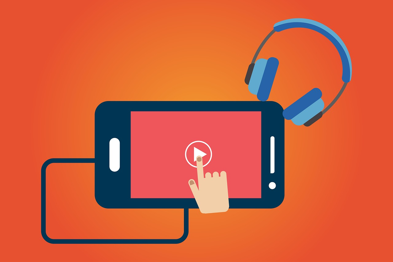 Streaming von Musik und Filmen auf Mobile Devices