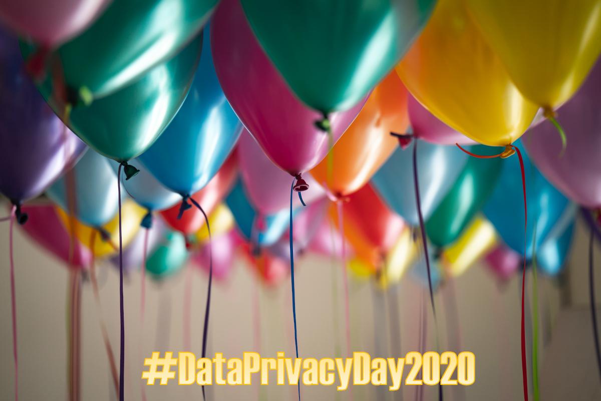 Symbolbild Datenschutztag 2020