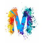 M als Symbolbild für White Label Solution
